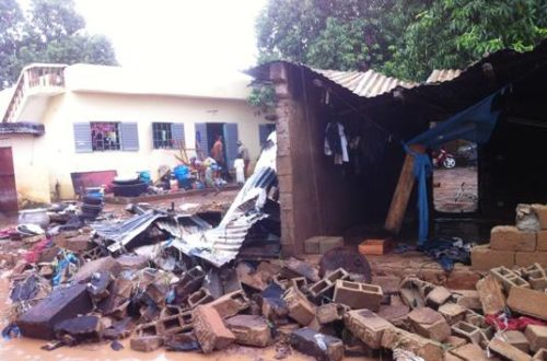 Article : 53 morts à Bamako, après des inondations meurtrières