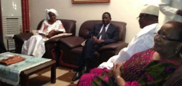 """Soumaïla Cissé félicite """"le futur président"""" IBK à son domicile – JournalduMali.com"""