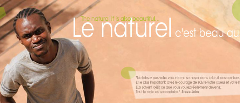 Article : Naturellement glam from Mali.