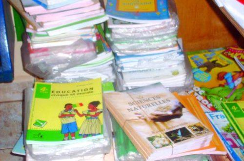 Article : La rentrée scolaire 2014-2015 au Mali, cas de Bamako.