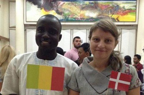 Article : Interview d'Abdoulaye Fané, un étudiant résidant en Indonésie!
