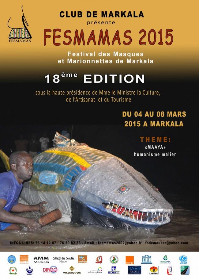 FESMAMAS_2015 - Crédit : Conservatoire des Arts et Métiers Multimédia de Bamako