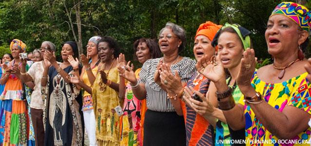 Photo: ONU Femmes/Fernando Bocanegra