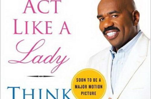 Article : Agissez comme une dame, pensez comme un homme