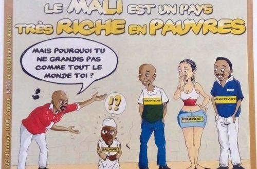 Article : Mali, un pays très riche en pauvres