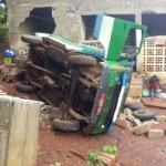 Bamako :  Vivre aux abords immédiats de la voie, un exercice dangereux
