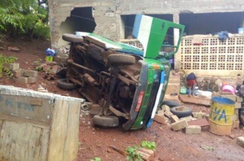 Article : Bamako :  Vivre aux abords immédiats de la voie, un exercice dangereux