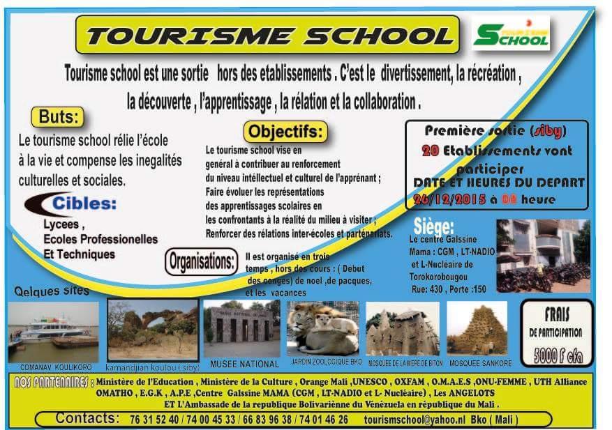Avec Le Tourisme School, joignons l'utile à l'agréable…