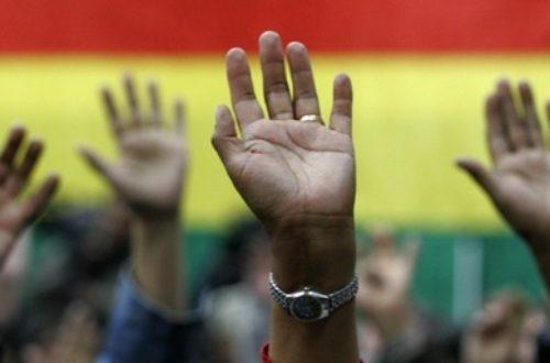 Article : GenDem, une union autour des valeurs démocratiques commune