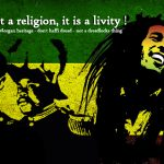 Rasta is not a religion, it is a livity